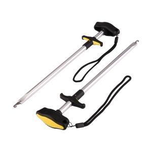 Fishing Hook Remover, Fish Hook Separator Aluminum Hook Extractor T-Shaped Hook Puller