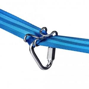 Hooks for Ninja Slackline