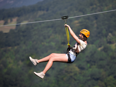A brief history of backyard zip line - how come